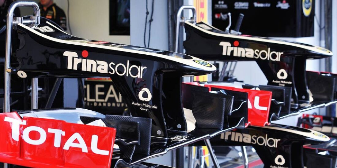 Lotus - Formel 1 - GP Deutschland - 21. Juli 2012