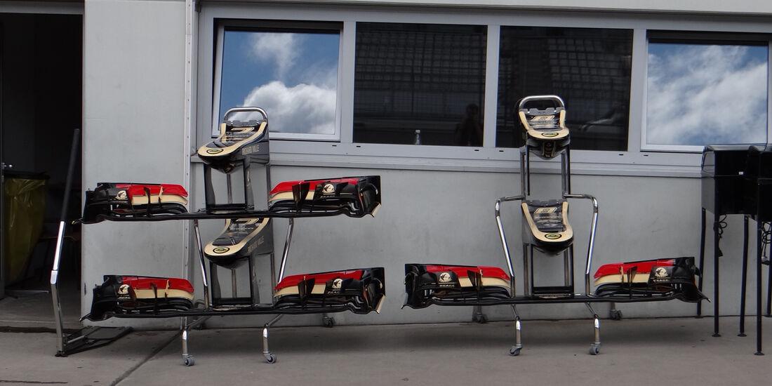 Lotus - Formel 1 - GP Deutschland - 4. Juli 2013