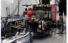 Lotus - Formel 1 - GP Korea - 11. Oktober 2012