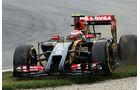 Lotus - Formel 1 - GP Österreich 2014