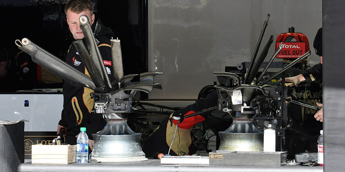 Lotus - Formel 1 - GP USA - Austin - 13. November 2013