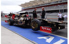 Lotus - Formel 1 - GP USA - Austin - 15. November 2012