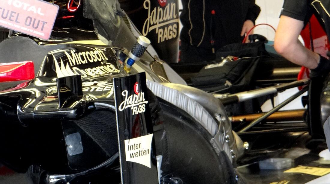 Lotus - Formel 1 - GP USA - Austin - 16. November 2012