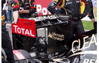 Lotus - Formel 1-Technik - GP Belgien 2013