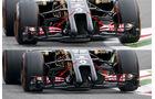 Lotus - Formel 1 - Technik - GP Italien 2014