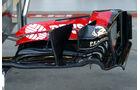 Lotus Frontflügel - Formel 1 - GP Australien - 14. März 2014