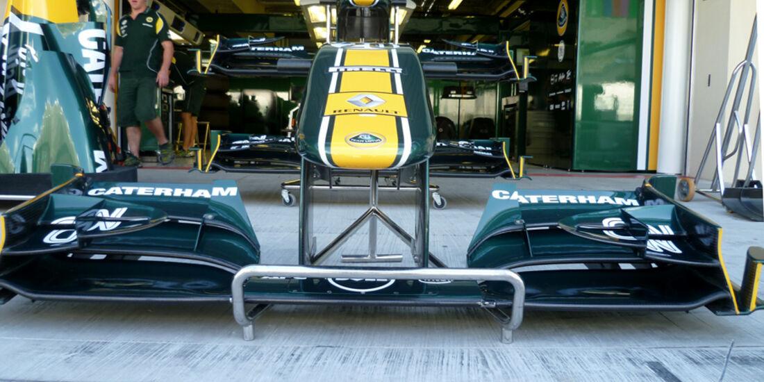 Lotus - GP Abu Dhabi - 10. November 2011