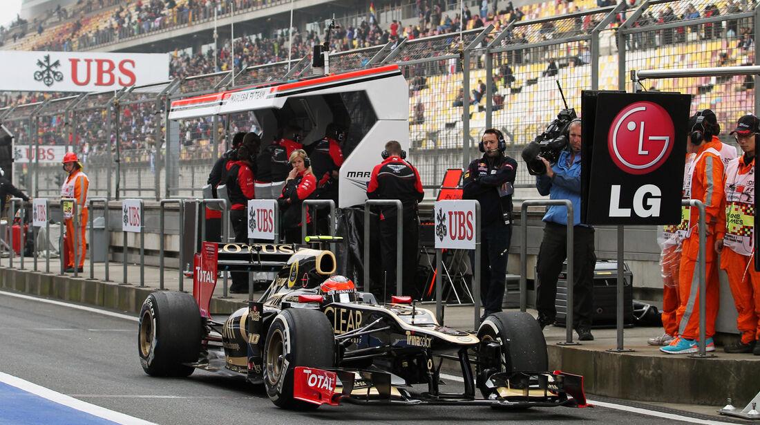 Lotus GP China 2012