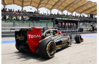 Lotus - GP Malaysia 2012