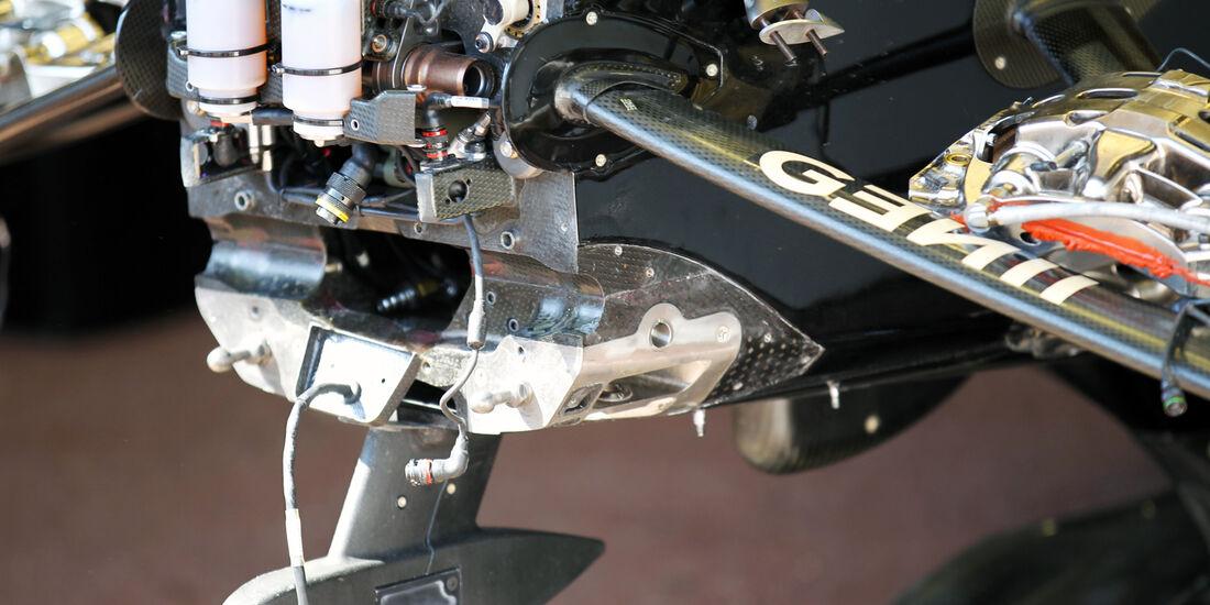 Lotus Lenkung - Formel 1 - GP Monado - 24.Mai