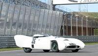 Lotus-MG Mk VIII Aerodynamic Sports-Racing Two-Seater
