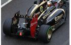 Lotus Mugello 2012 Formel 1 Technik