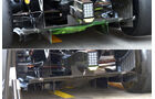 Lotus - Technik - GP Spanien 2014