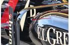 Lotus - Technik - GP Spanien 2014