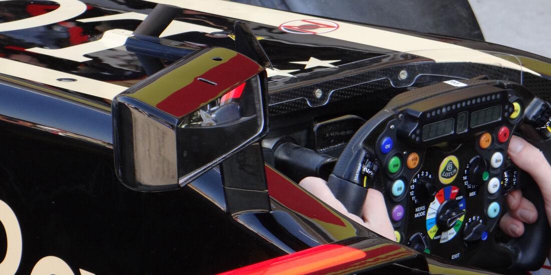Lotus - Technik - GP Ungarn 2013