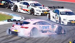 Lucas Auer - DTM Hockenheim - Finale - 2016