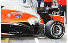 Luiz Razia - Marussia - Formel 1 - Test - Jerez - 8. Februar 2013