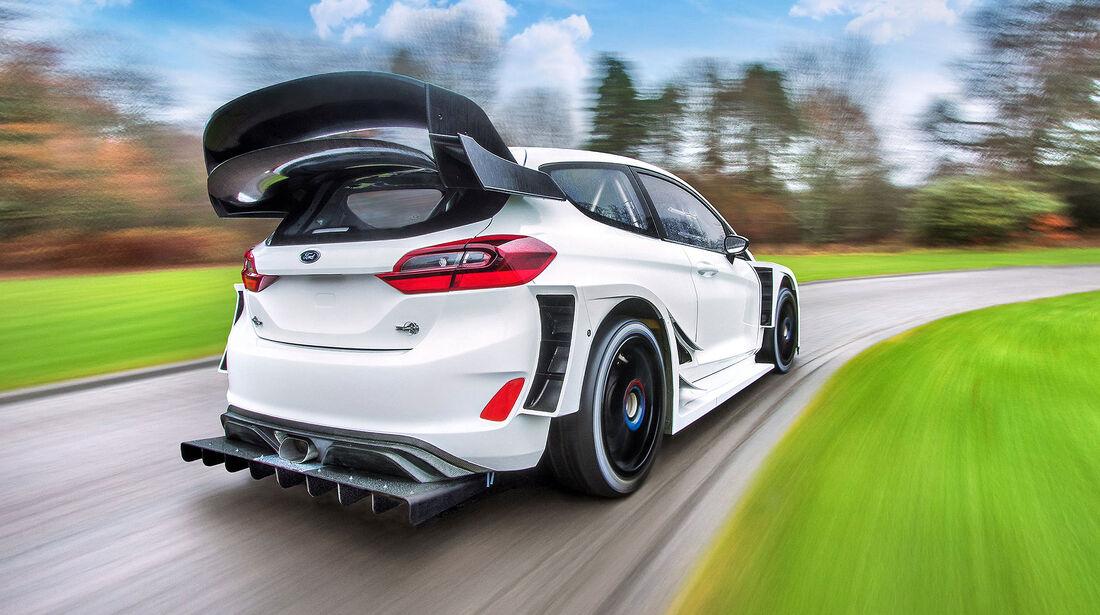 M-Sport Ford Fiesta WRC 2017