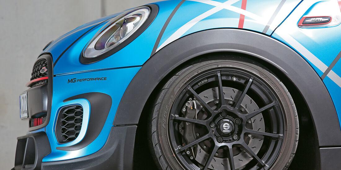 MG-Performance-Mini JCW, Rad, Felge