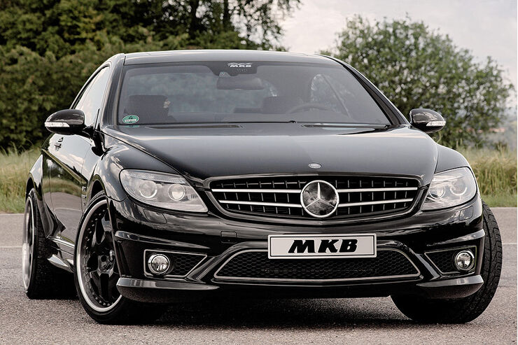 MKB 65/12 BT Mercedes CL 65 AMG