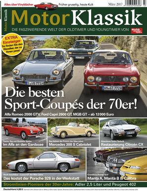MKL Titel 03 2017 Motor Klassik