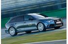 MTM-Audi RS 6 R, Seitenansicht