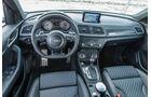 MTM Audi RS Q3, Cockpit