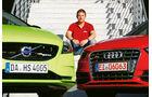 MTM-Audi S3, Heico-Volvo V40 T5 HPC, Jens Dralle