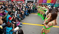 Macao, Promotion Girls