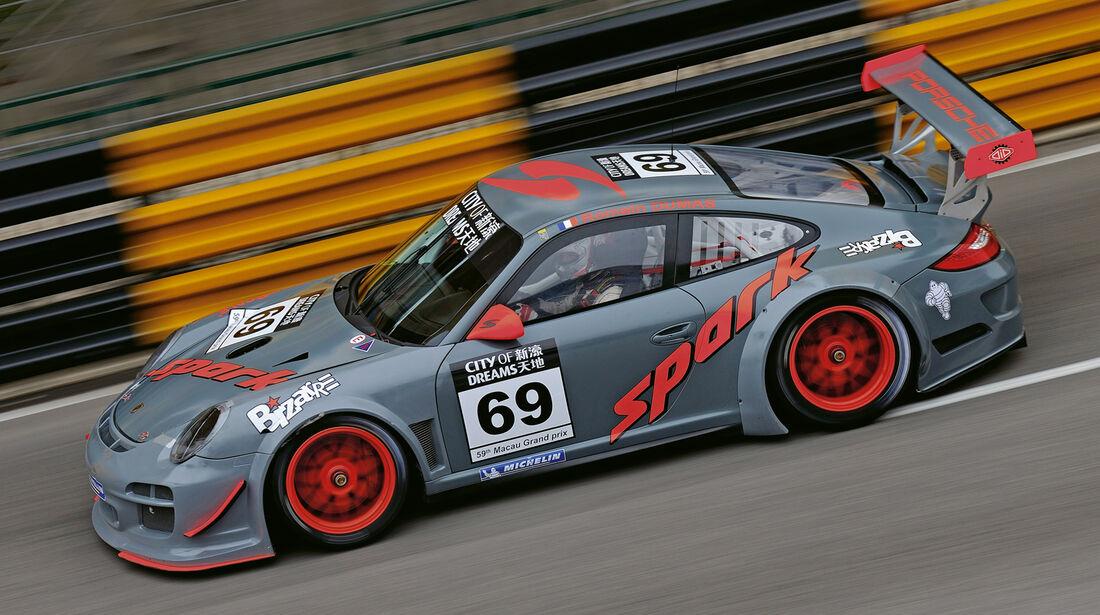 Macao, Romain Dumas, Porsche 911