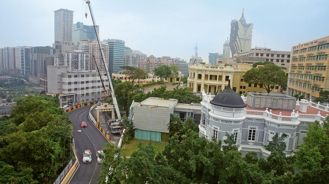 Macao, Stadt