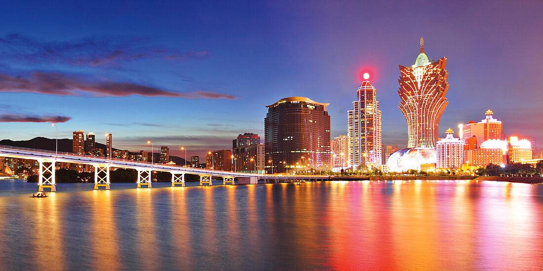Macau Grand Prix, Stadt