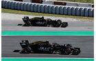 Magnussen vs. Grosjean - Formel 1 - GP Spanien 2019