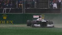 Maldonado GP Australien 2013