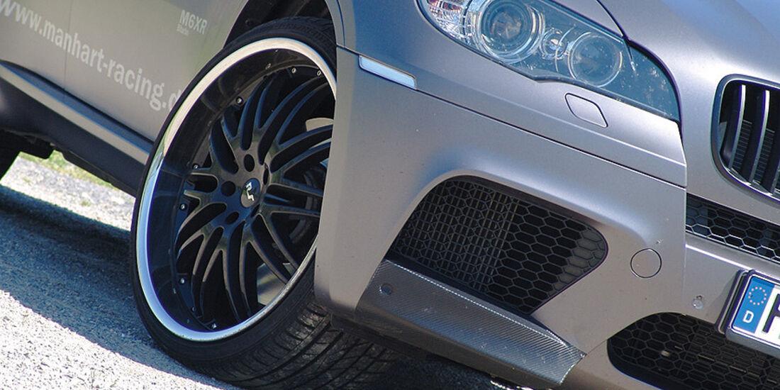 Manhart Racing BMW M6XR Biturbo