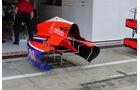Manor F1 - GP Italien - Monza - Donnerstag - 3.9.2015