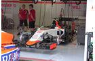 Manor F1 - GP Italien - Monza - Freitag - 4.9.2015