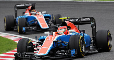 Manor - GP Japan 2016