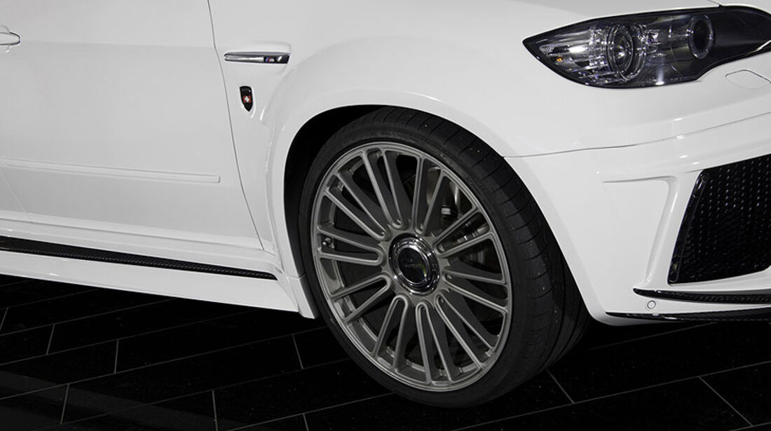 Mansory BMW X5 Felge