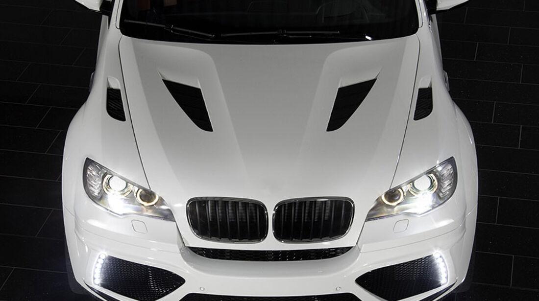 Mansory BMW X5 Motorhaube