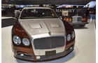 Mansory Bentley Flying Spur, Genfer Autosalon, Tuning, 03/2014