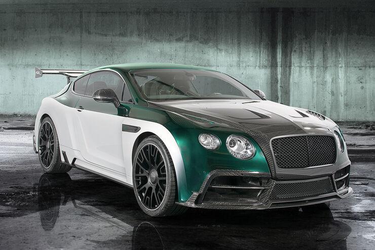 Mansory Bentley GT Race