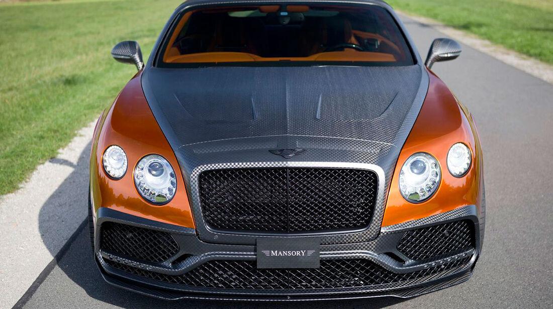 Mansory Bentley GTC