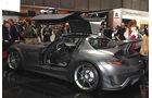 Mansory Cormeum, Mercedes SLS AMG, Tuner, Messe, Genf, 2011