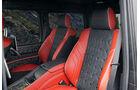 Mansory Gronos Black Desert G500 4x4² Sperrfrist 7.3. 7.30 Uhr