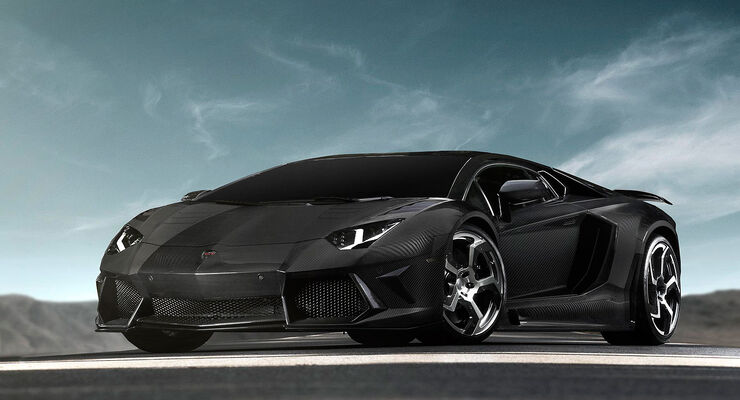 mansory lamborghini aventador carbonado mit cfk. Black Bedroom Furniture Sets. Home Design Ideas