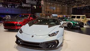 Mansory Lamborghini Huracan Torofeo Genf