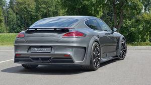Mansory Porsche Panamera, Tuning