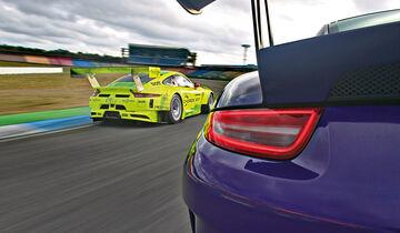 Manthey-Porsche 911 GT3 RS MR, Heckspoiler
