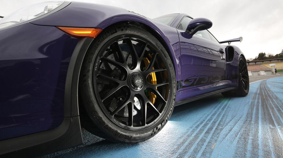 Manthey-Porsche 911 GT3 RS MR, Rad, Felge